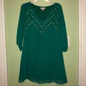 Green Gianni Bini Dress